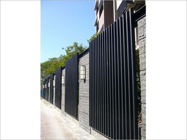 别墅围墙大门效果图_第4页_图片素材
